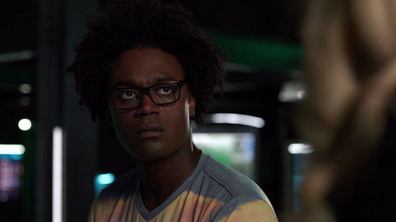 Curtis Holt in Arrow