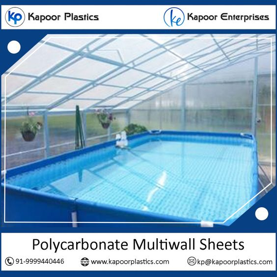 Lexan Multiwall Polycarbonate Sheets In 2020 Polycarbonate Panels Polycarbonate Commercial Greenhouse