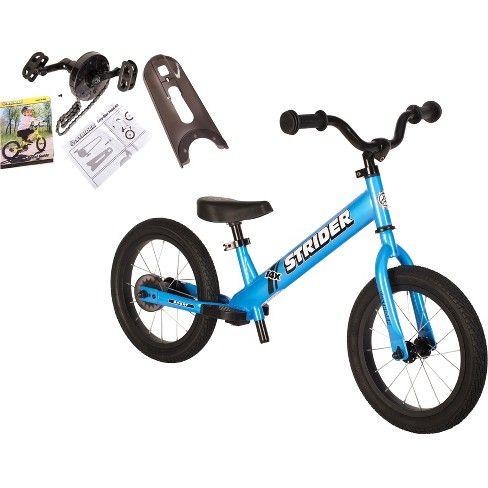 Strider 14x Sport Balance Bike Pedal Kit Target Bike Kit