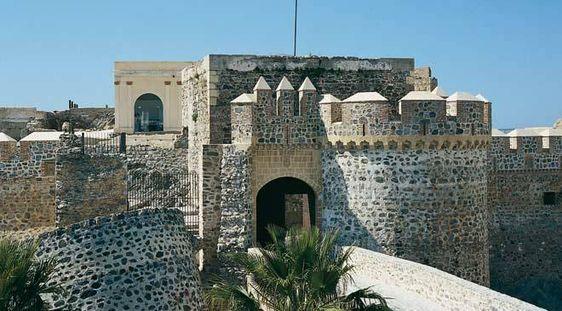 Exterior del castillo de San Miguel © Turespaña Almuñécar, Granada