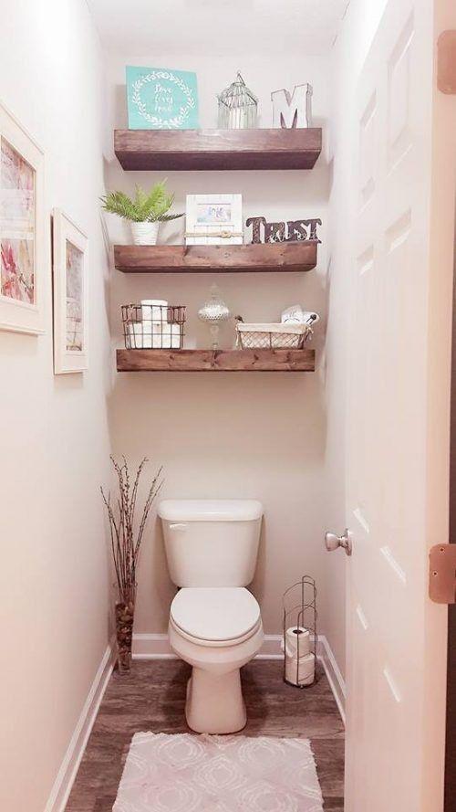 28 idées déco pour relooker vos toilettes