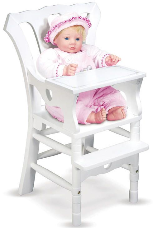 Baby toy high chair