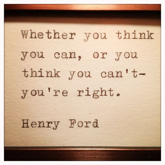Henry Ford Quote Typed on Typewriter by farmnflea on Etsy, $12.00