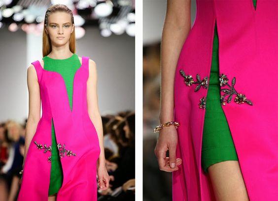 Тело плюс одежда / Christian Dior   SvetSezona