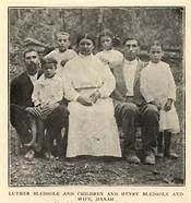 The Lumbee are the present-day descendants of the Cheraw Tribe & have continuously existed in & around Robeson County since the early part of the 18th century. In 1885, the tribe was recognized as Indian by the State of North Carolina. The tribe has sought full federal recognition from the U.S. Government since 1888. In 1956, Congress passed the Lumbee Act, which recognized the tribe as Indian. However, the Act withheld the full benefits of federal recognition from the tribe.