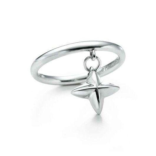 Tiffany & Co Star Drop Ring