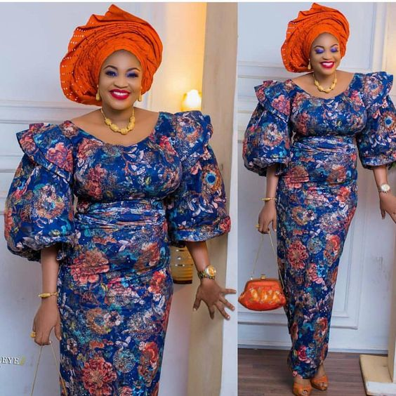 Sometimes selecting styles can be very challenging but you can always count on us to give the best aso ebi styles you need for weddings. Step out with any of these styles and your admirers will be amazed, just make sure to direct them to maboplus Scroll down and make a choice among these beautiful 2019 african aso ebi styles below. Have a nice time.