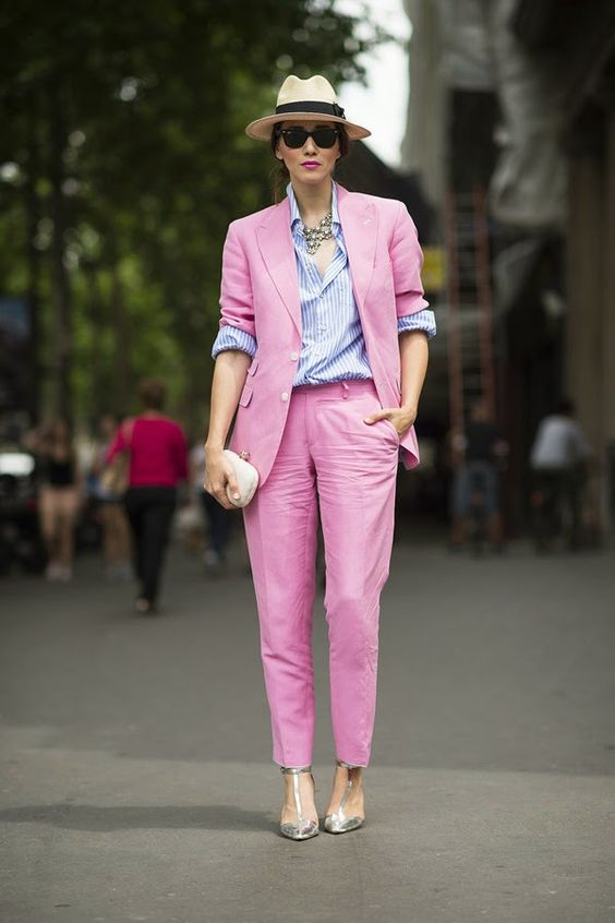 Die for Style: Trend Alert #3 - Girl Power/Pink Power!