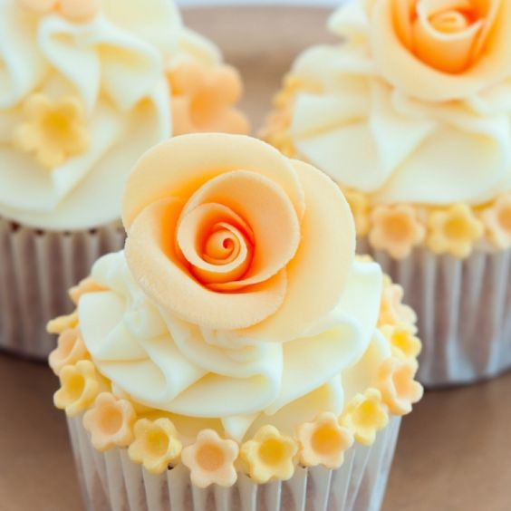 A recipe for a zesty orange flavored frosting.. Zesty Orange Frosting Recipe from Grandmothers Kitchen.