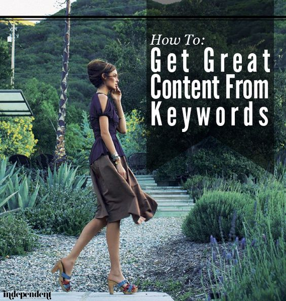 How To Use Keywords to Create Great Blog Content