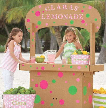 Kid Lemonade Stands