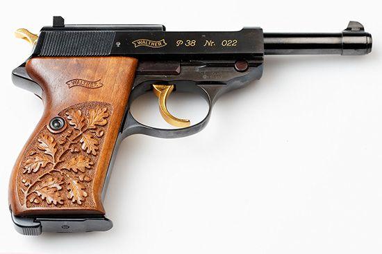 TypP38 Jubiläum 50 Jahre Walther