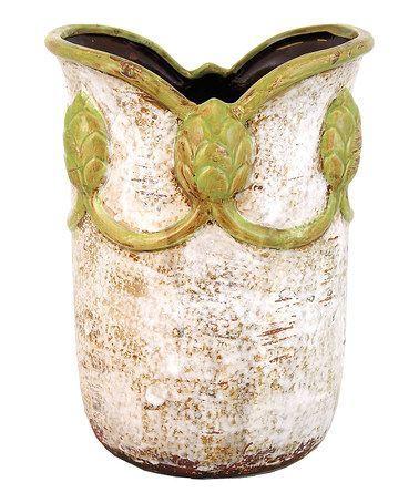 Look at this #zulilyfind! Tall Cynara Vase #zulilyfinds