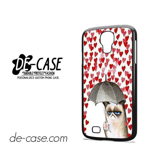 Love Rain Grumpy Cat DEAL-6704 Samsung Phonecase Cover For Samsung Galaxy S4 / S4 Mini