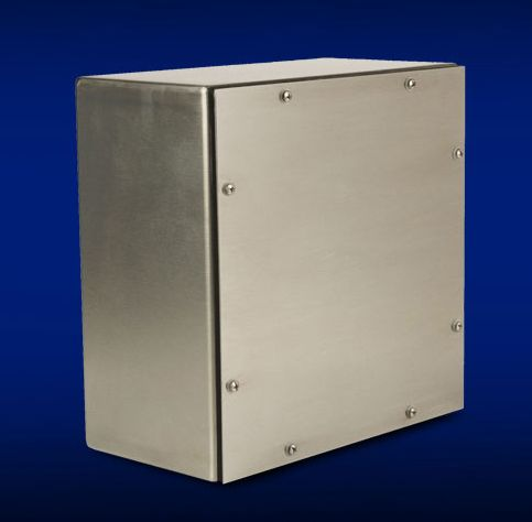 Our Wiegmann Nema4x Screw Cover Enclosures Feature Stainless Steel Screws That Thread Into Sealed Wells For Sup Stainless Steel Screws Locker Storage Storage