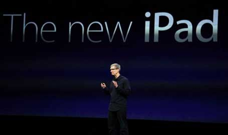 """The New iPad Makes The Competitors' Devices Feel Like Toys"""