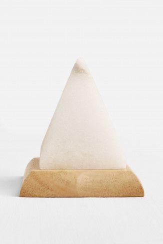 Mini Color Changing Pyramid Usb Himalayan Salt Lamp Usb