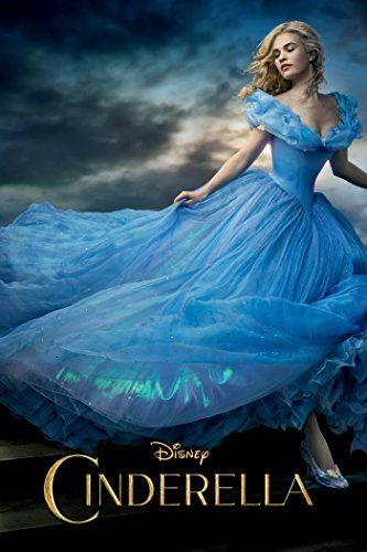 Amazon.com: Cinderella 2-Disc Blu-ray + DVD + Digital HD: Movies & TV