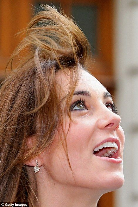 Kate has spoken only a handful of times in public since she married Prince William in 2011...: