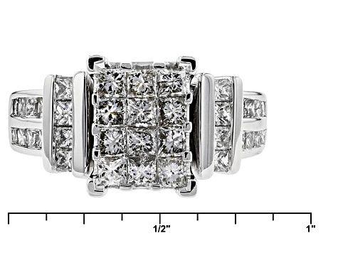 Diamond 10k White Gold Ring 2 03ctw White Gold Rings White Gold Gold Rings