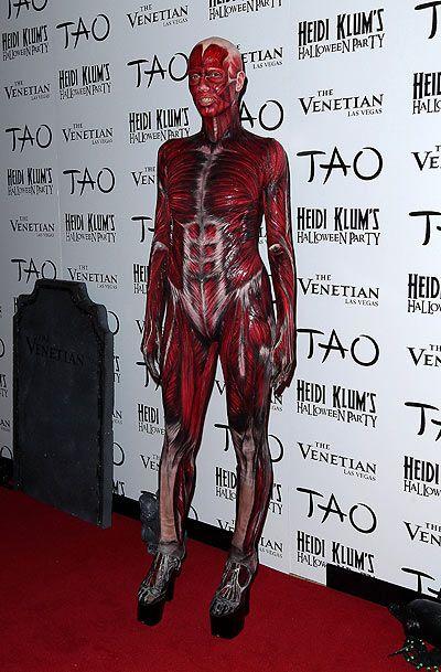 2011 | Heidi Klum's Crazy Halloween Costumes Through The Years