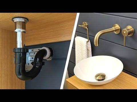 Bathroom Sink Plumbing Installation In 2020 Bathroom Sink Plumbing Plumbing Installation Sink