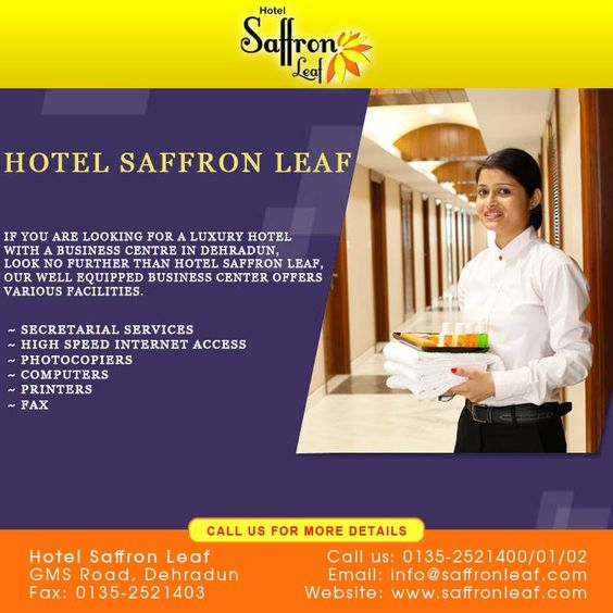 #Luxury #hotel with a #business #centre in #Dehradun