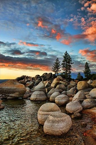 Sand Harbor, North Shore Lake Tahoe  SOOO very lucky to live 10 minutes from here!!