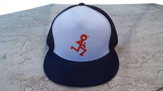 """Vintage Vdub """"Runner"""" Trucker Hat"""