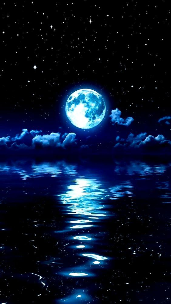 We All Admire And Cherish The Beauty Of The Moon And It S Magnificent Glory It Is Really Bey Beautiful Moon Pictures Night Sky Wallpaper Moonlight Photography Cool night sky moon wallpaper for