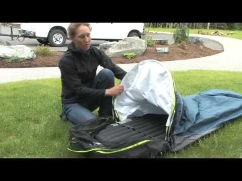 How to Setup a Bivy Sack