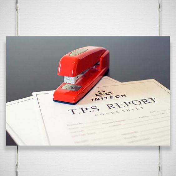 Red Swingline Photography Stapler Office Space by jpgphotography, $26.00