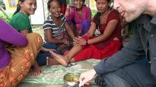 Népal, tentative maritale dans le Terai