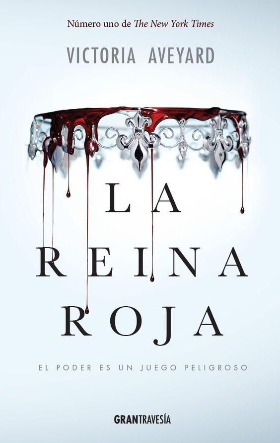 Primeros capítulos de La reina roja de Victoria Aveyard.: