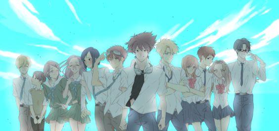Digimon Adventure TRI con los personajes de 01 y 02.