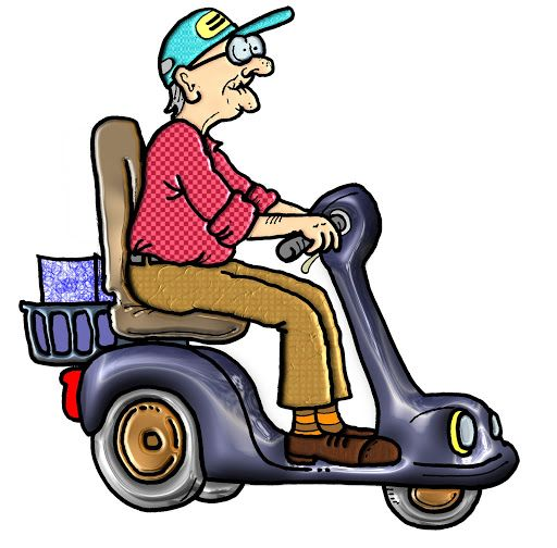 Mobility Scooter Clipart Mobility Scooter Scooter Images