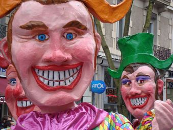Le carnaval de Chalon