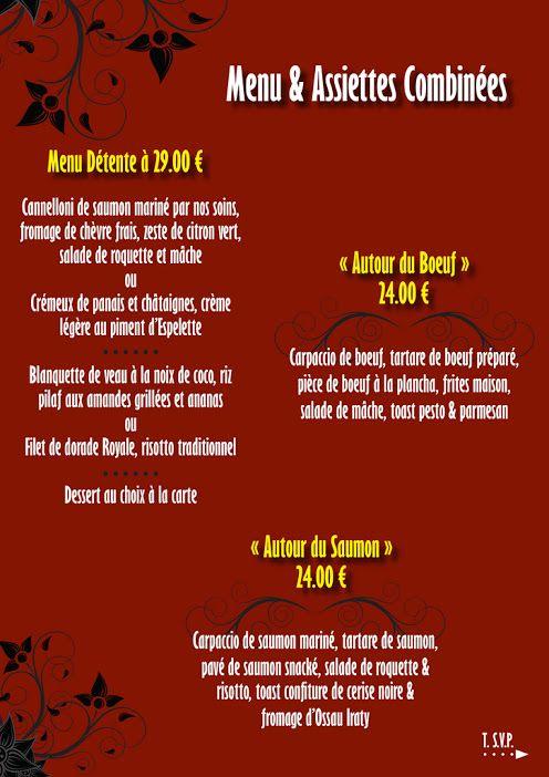 42 bis avenue Louis Sallenave 64000 Pau  Tel : 05 59 02 99 75  www.restaurant-palmarium.fr