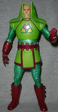 Lex Luthor - Nas' next costume?