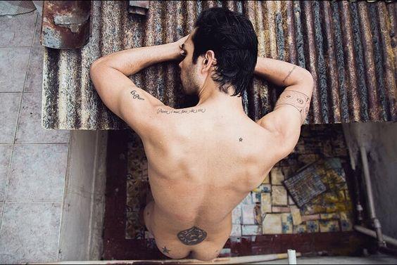 Projeto LIBERTE-SE - Fotógrafa Isabela Catão #thiagopach #tatuagem #tattoo #body #beauty #nude #naked #men