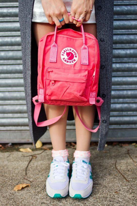 13 Incredible Bags Like Fjallraven Kanken That Are Budget Friendly Kanken Backpack Mini Kanken Backpack Bags