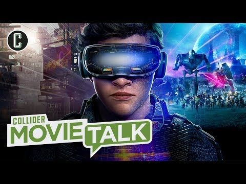 Ready Player One Will It Deliver At The Box Office Movie Talk Youtube Ready Player Two Ready Player One Movie Movie Talk