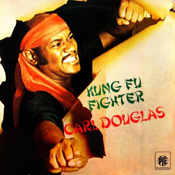 Carl Douglas – Kung Fu Fighting (single cover art)