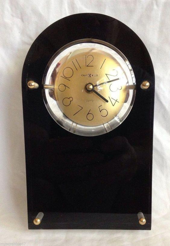 clock deco desks mid century modern mid century modern ebay vintage
