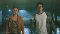 Season 4 promo Teen Wolf - Stiles and Lydia, Tumblr