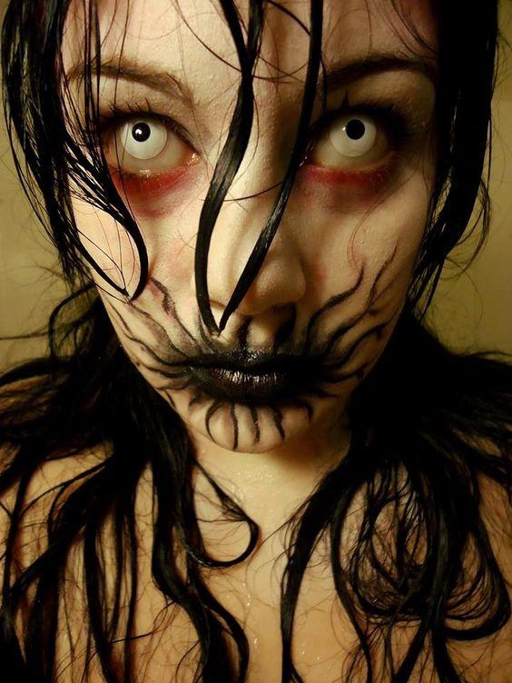 Makeup by Shinjacu.