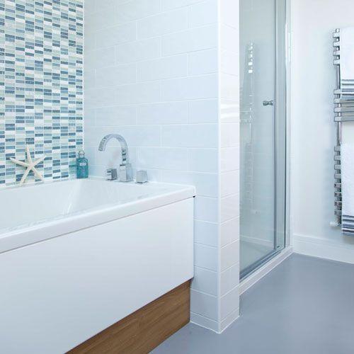 Nice 49 Cool Coastal Beach Bathroom Makeover Ideas Beach Bathrooms Beach Theme Bathroom Coastal Bathroom Decor