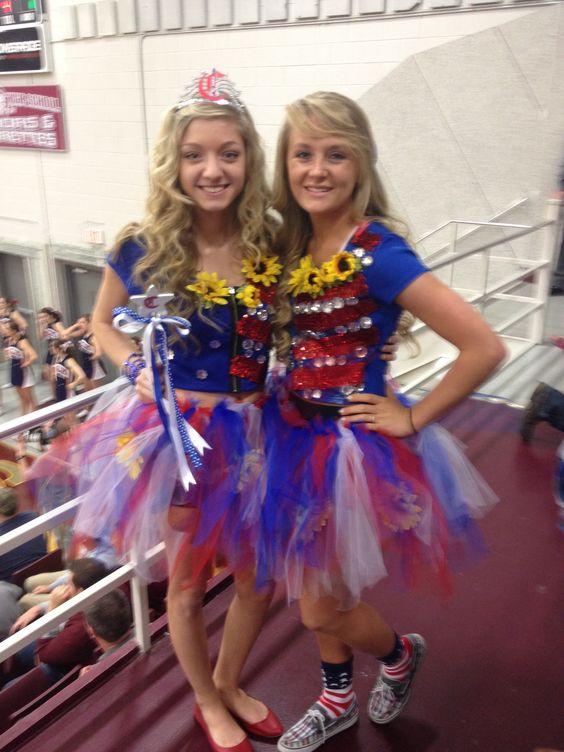School spirit outfits | School | Pinterest | Outfit Schools and School spirit