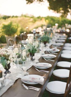ojai garden wedding