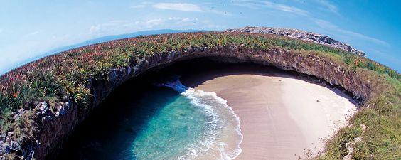 Establecen nuevas reglas para visitar la playa ubicada en las Islas Marietas de…